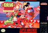Great Circus Mystery: Starring Mickey & Minnie, The (Super Nintendo)